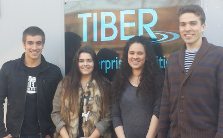 Tiber Young People's Group Creates a Commercial Trading Arm