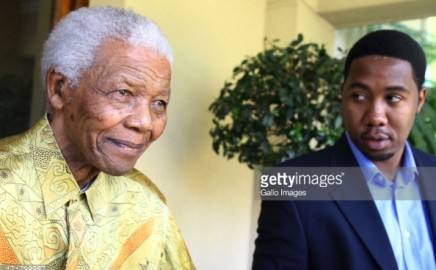 Mandela's Grandson to Visit Nelson Mandela Memorial Campaign Group and Tiber's Young Peoples Steering group