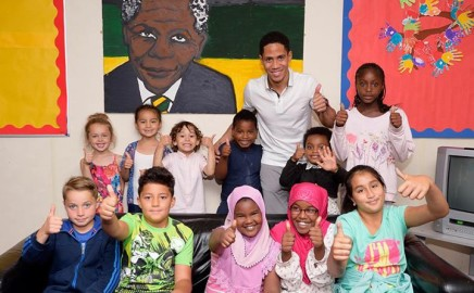 Pienaar Named Official Patron