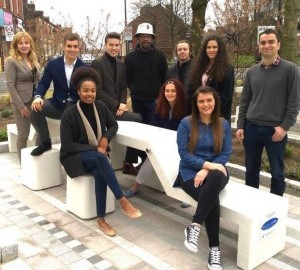TIBER YOUNG PEOPLE LAUNCH NEW SQUARE ON LODGE LANE